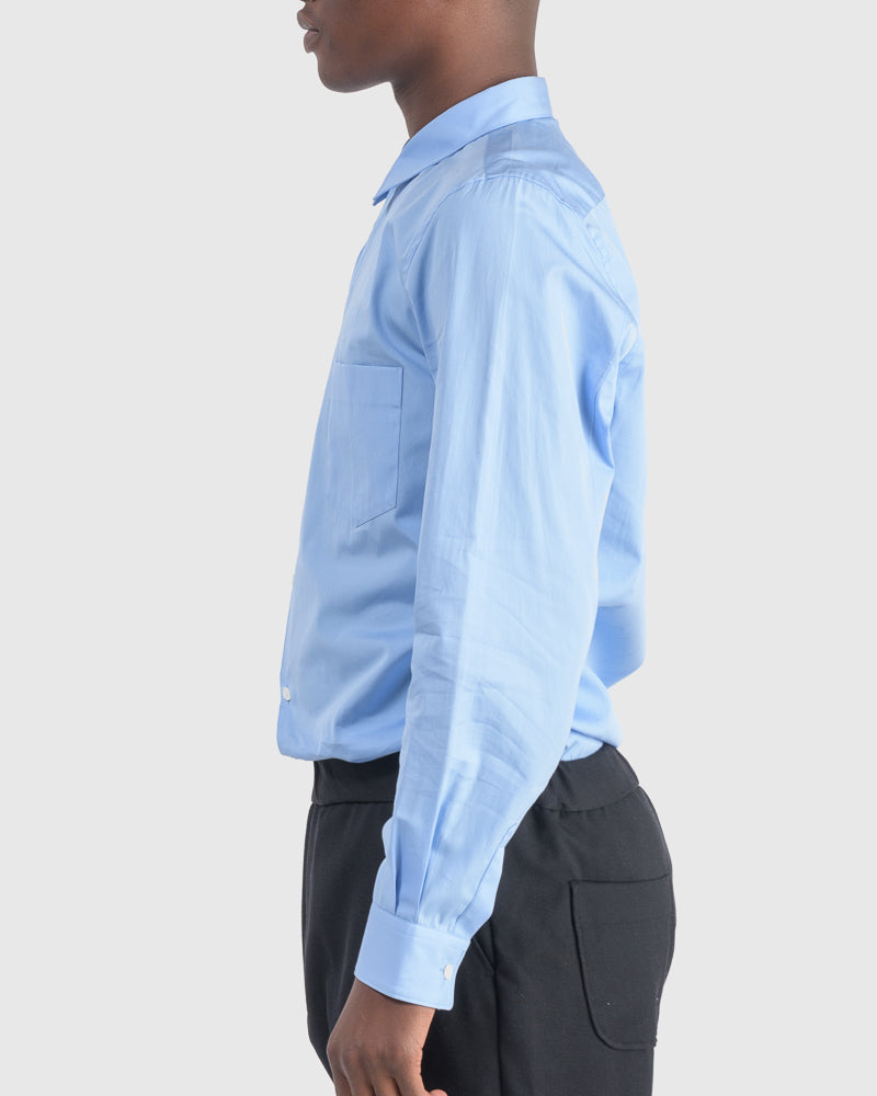 Shirt in Light Blue