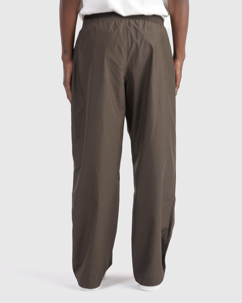 Reduced Trouser in Cigar Brown