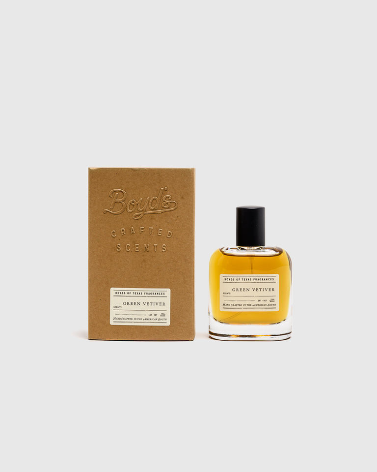 Eau de Parfum in Green Vetiver