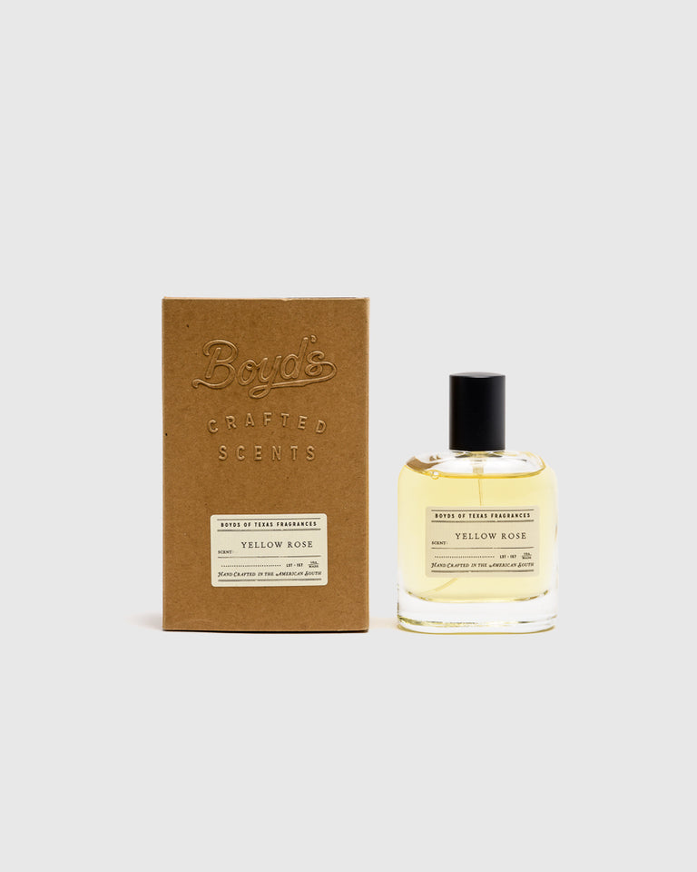 Eau de Parfum in Yellow Rose