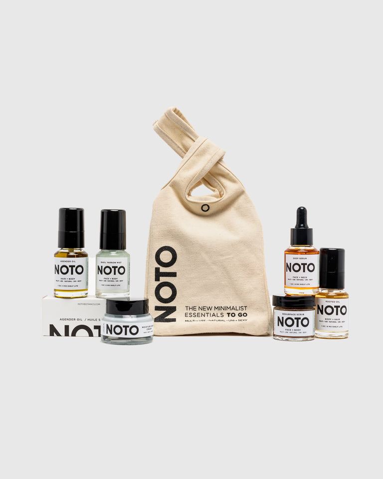 To-Go Travel Set