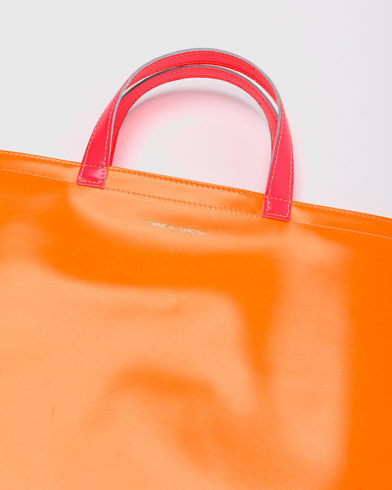 Super Fluorescent Bag 9000 in Yellow/Orange