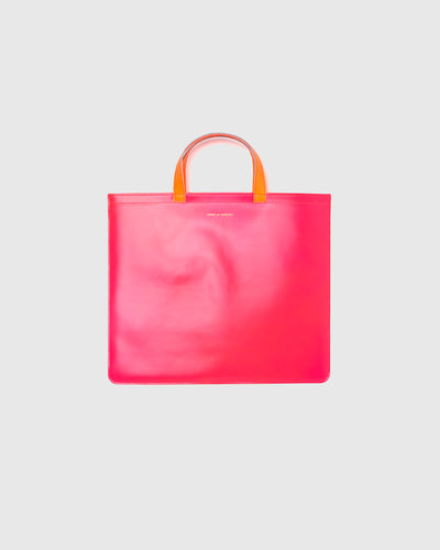 Super Fluorescent Bag 9000 in Pink/Yellow