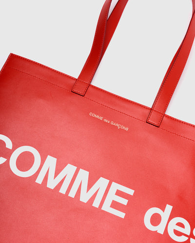 Huge Logo Bag 9001 in Red