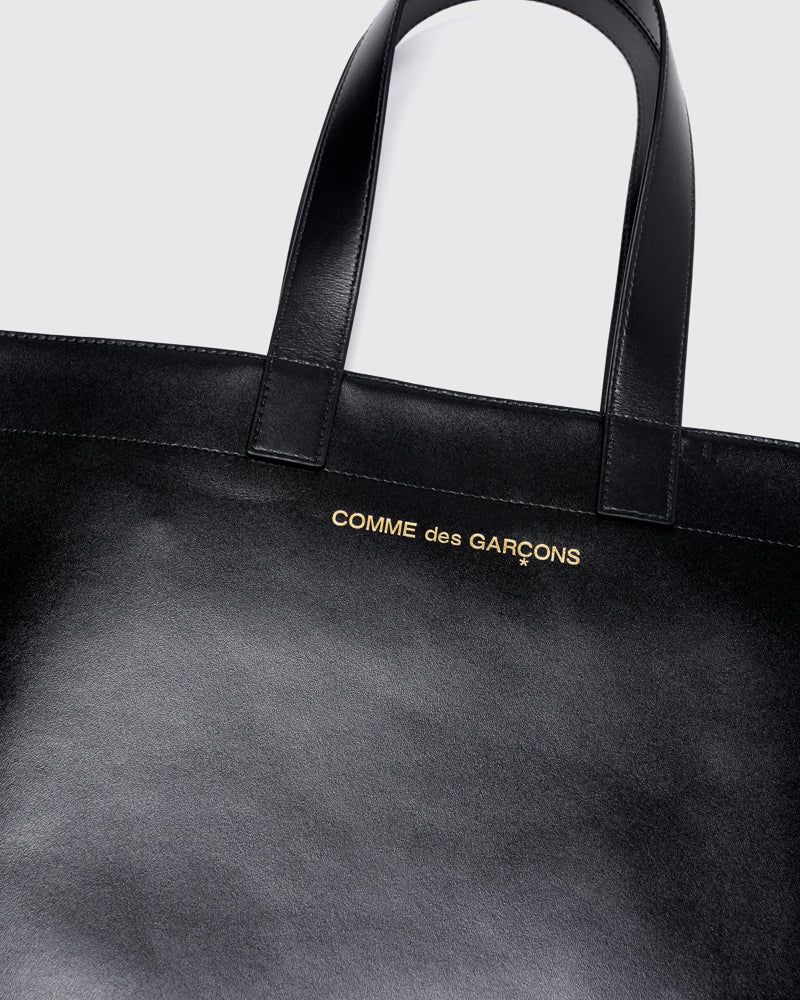 Classic Leather Bag 9002 in Black