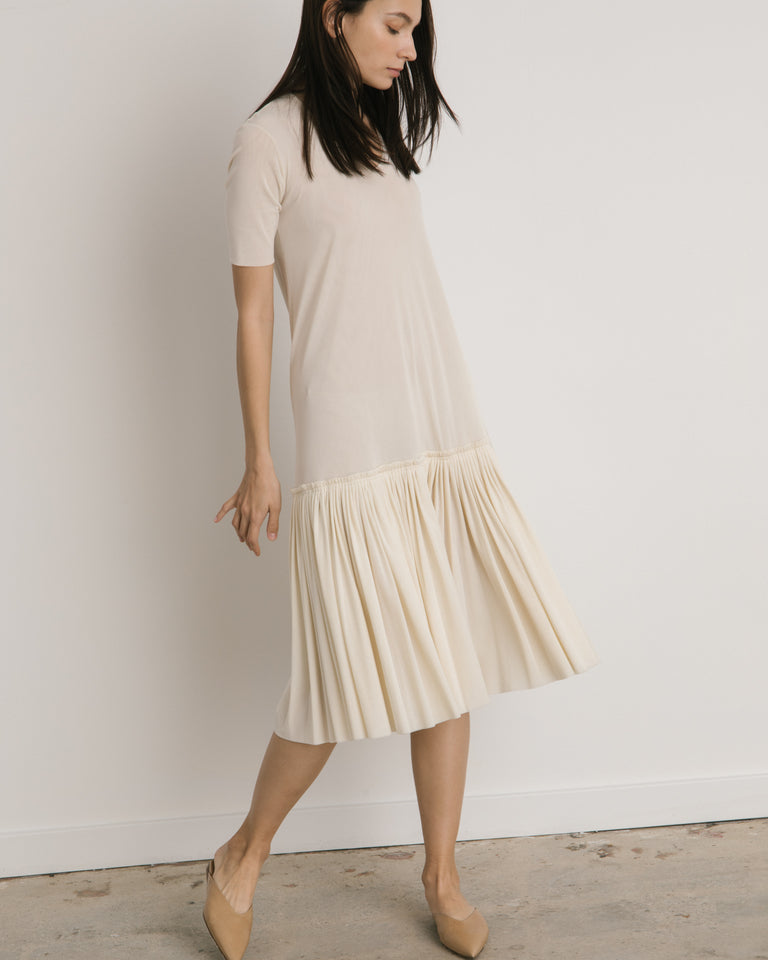 Tulle Dress in Cotton