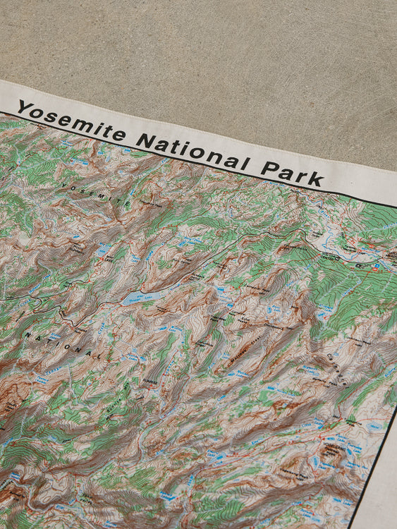 National Park Handkerchief in Yosemite