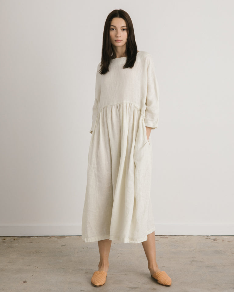 Tradi Dress in Cream