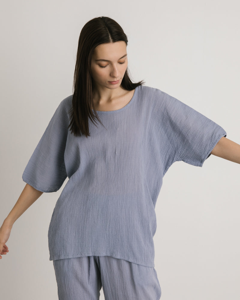 Loose Tee in Lavender