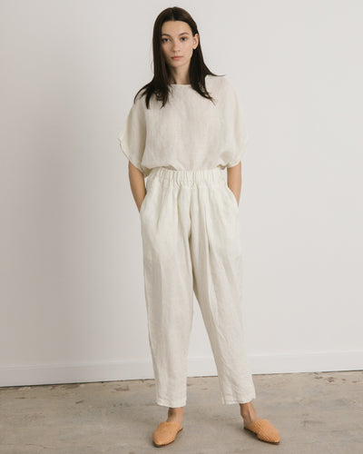 Carpenter Pants in Cream