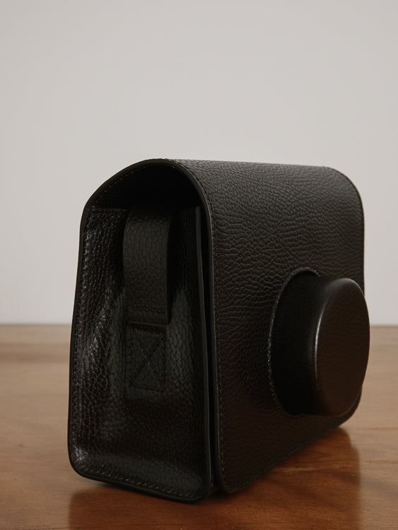 Camera Bag in Dark Chocolate
