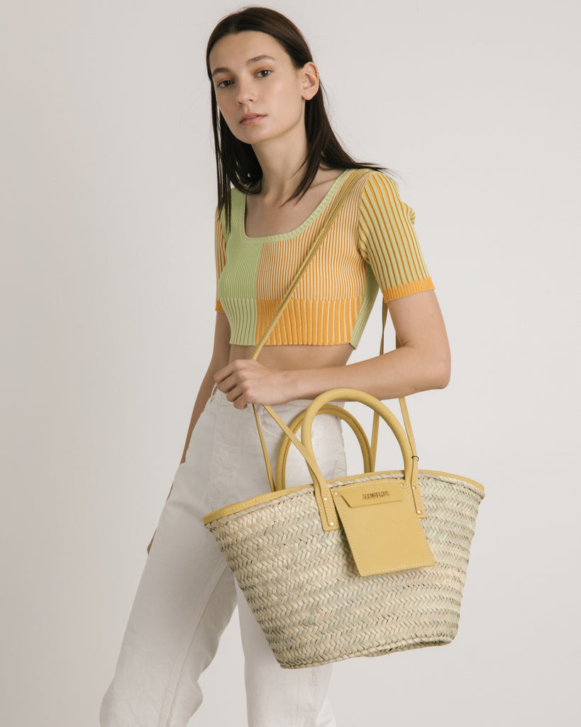 Le Panier Soleil in Yellow
