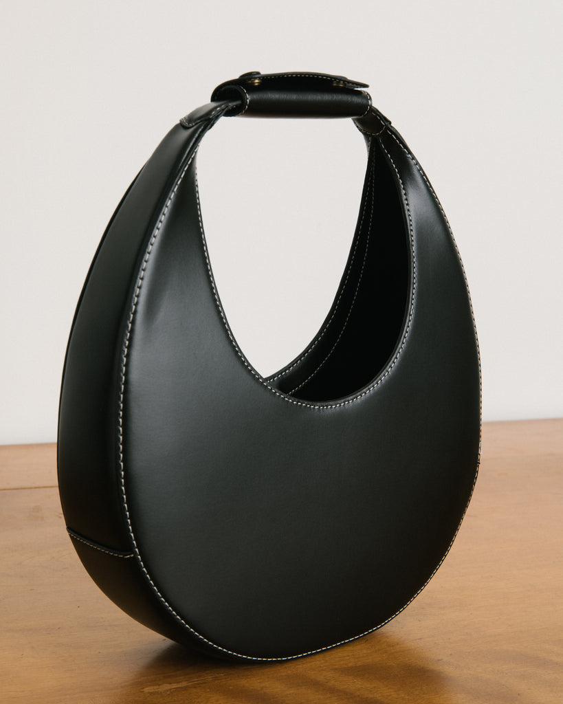 Moon Bag in Black