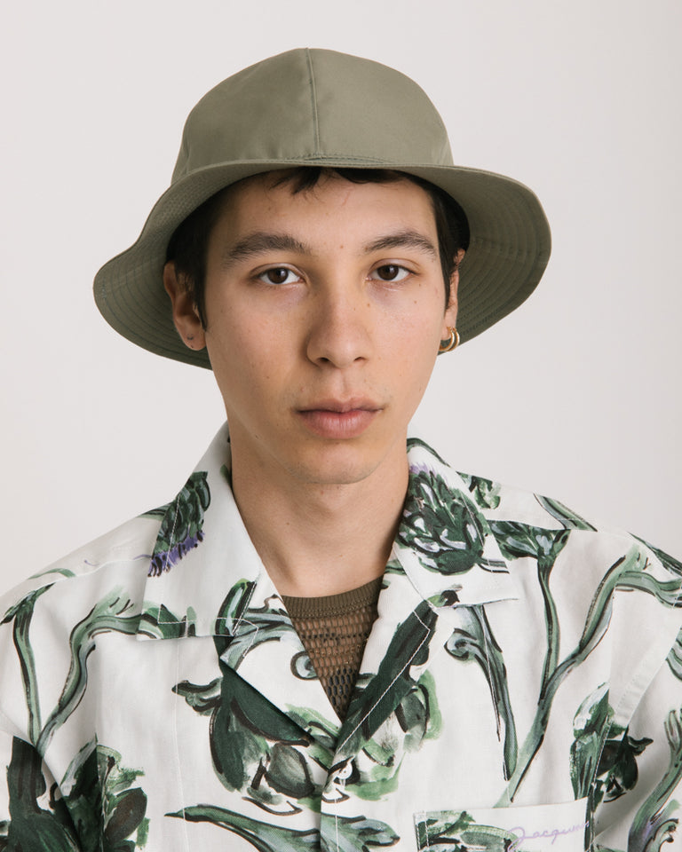 Water Proof Metro Hat in Sage