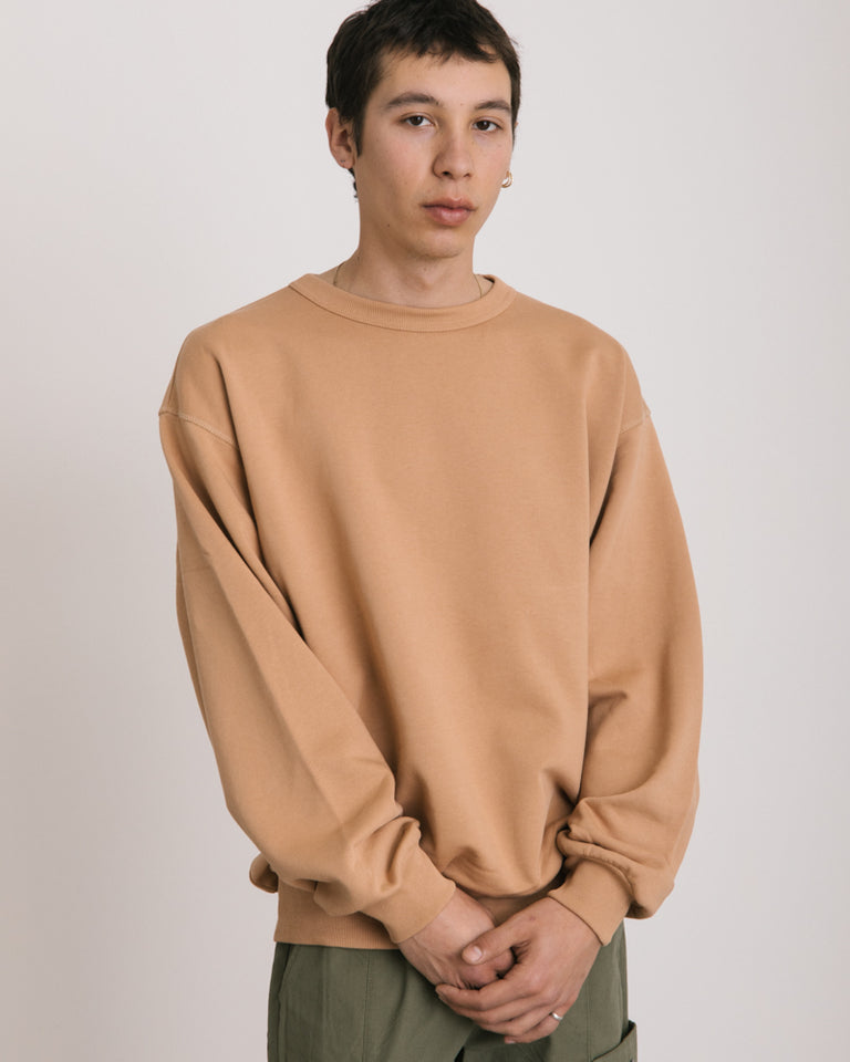 Hoxto Sweater in Blush