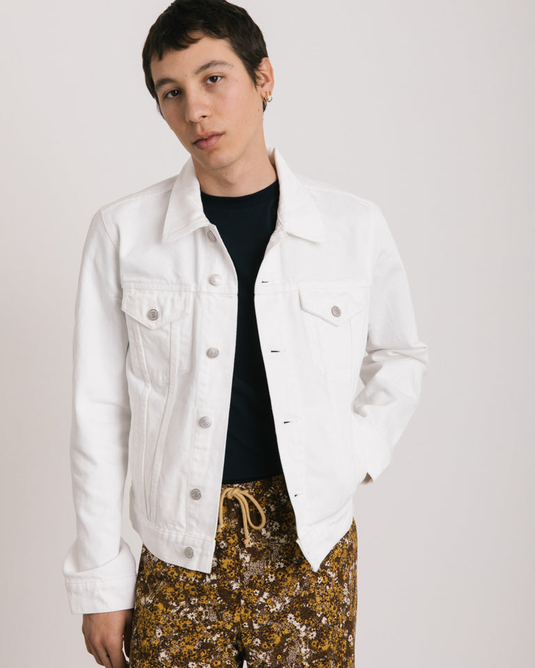 Voste Jacket in White