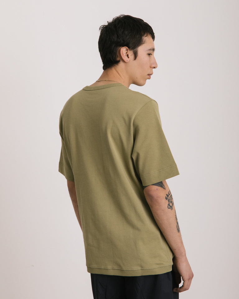 Hobir T-shirt in Khaki