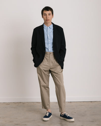 Carlyle Pant in Khaki