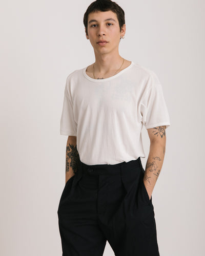 Tee #59 in Off White