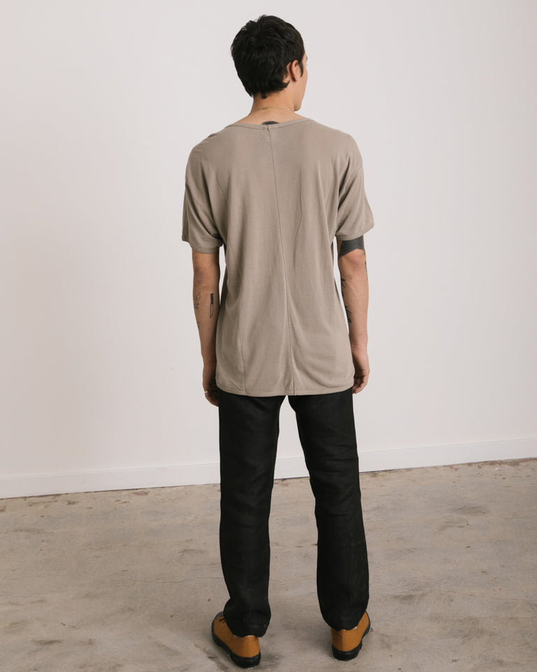 Tee #59 in Light Grey