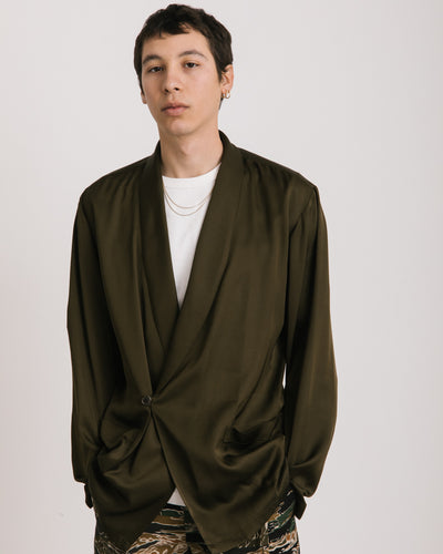 Charles Shirt in Khaki