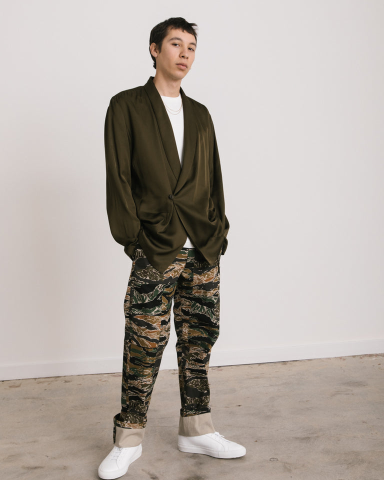 Petricks Pants in Khaki