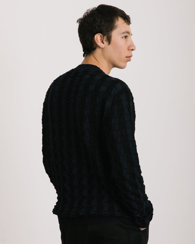 Sweater in Navy