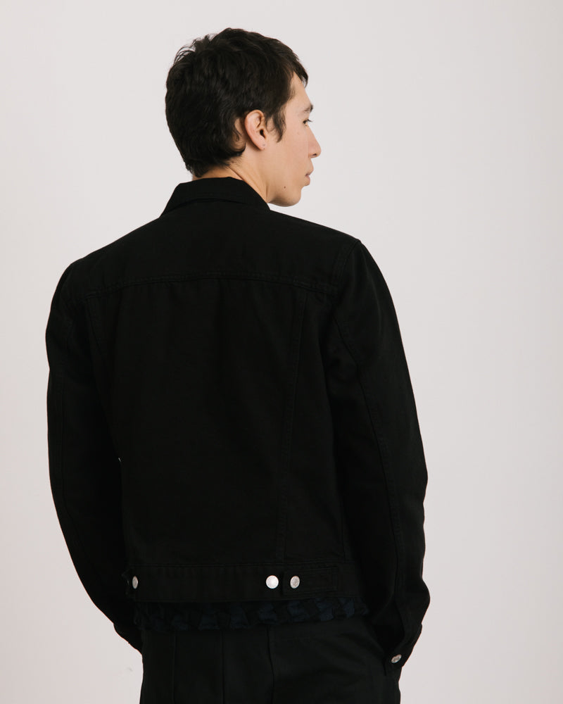 Voste Jacket in Black