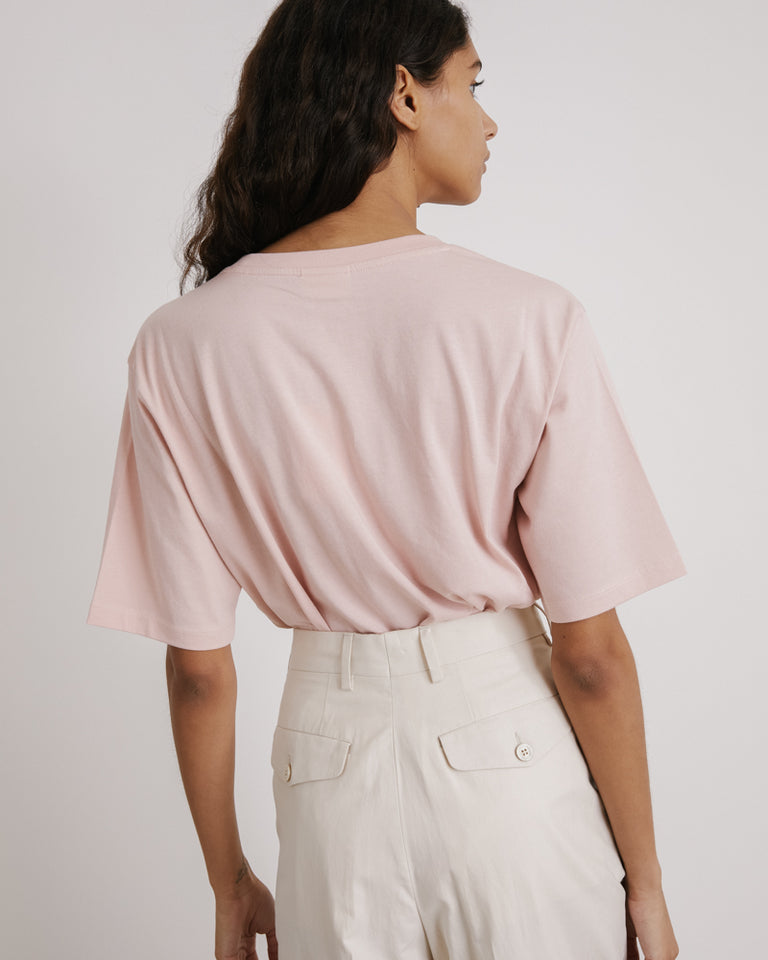 Hoydu T-Shirt in Blush