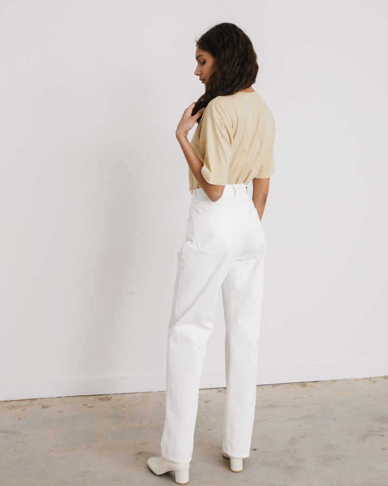 Piscos 9395 Pants in White