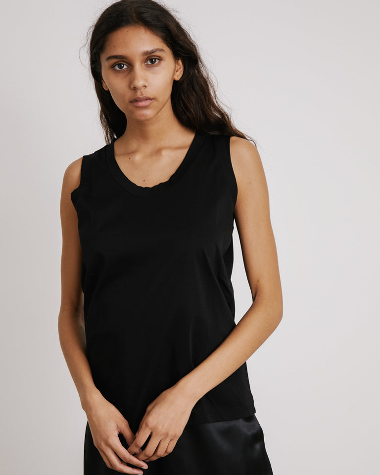 Tank Top in Black