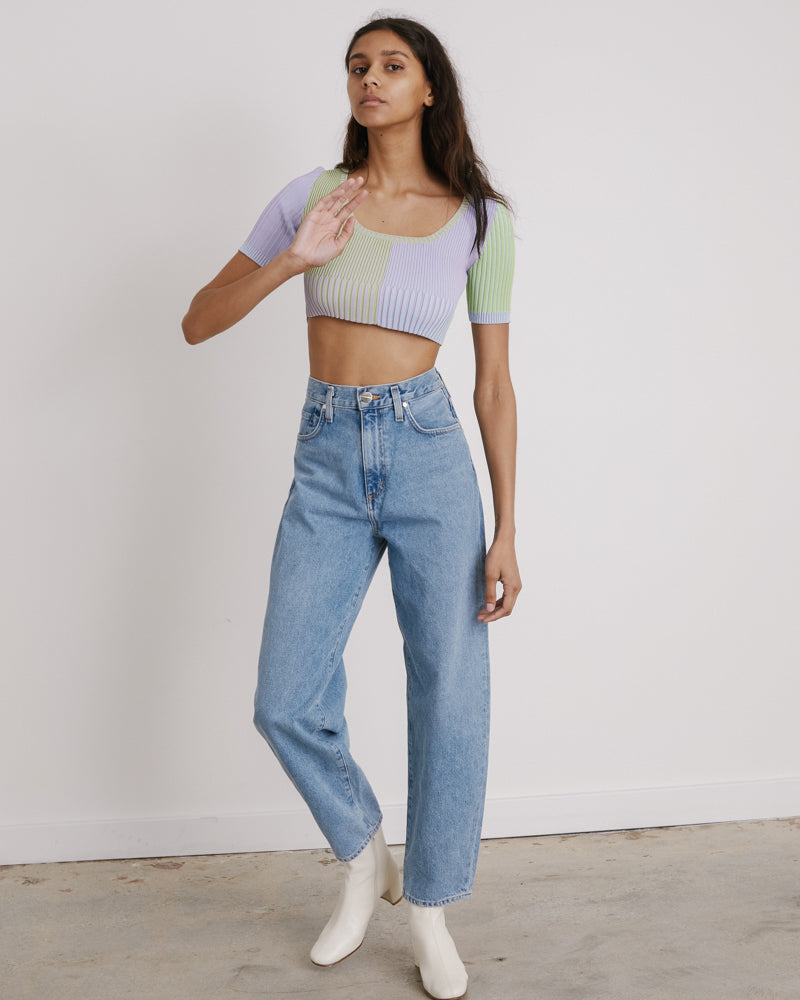 The Curved Jeans in Tate