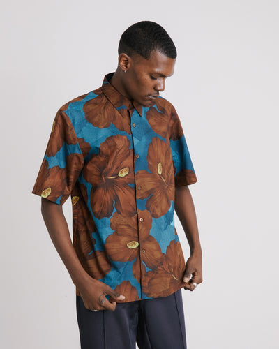 Clasen Shirt in Brown