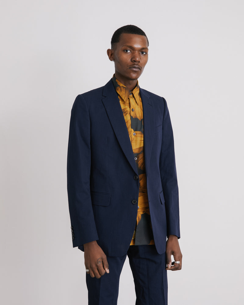 Kline Suit in Navy