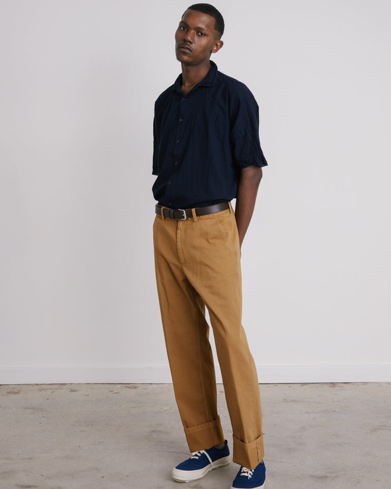Petricks Pants in Camel