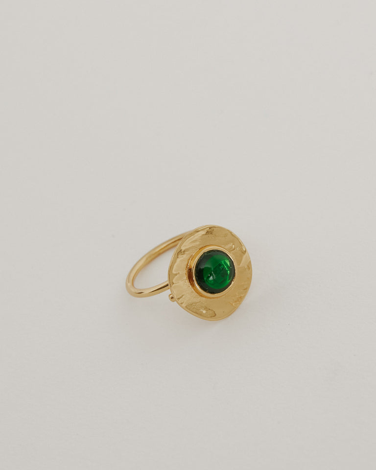Ring in Green