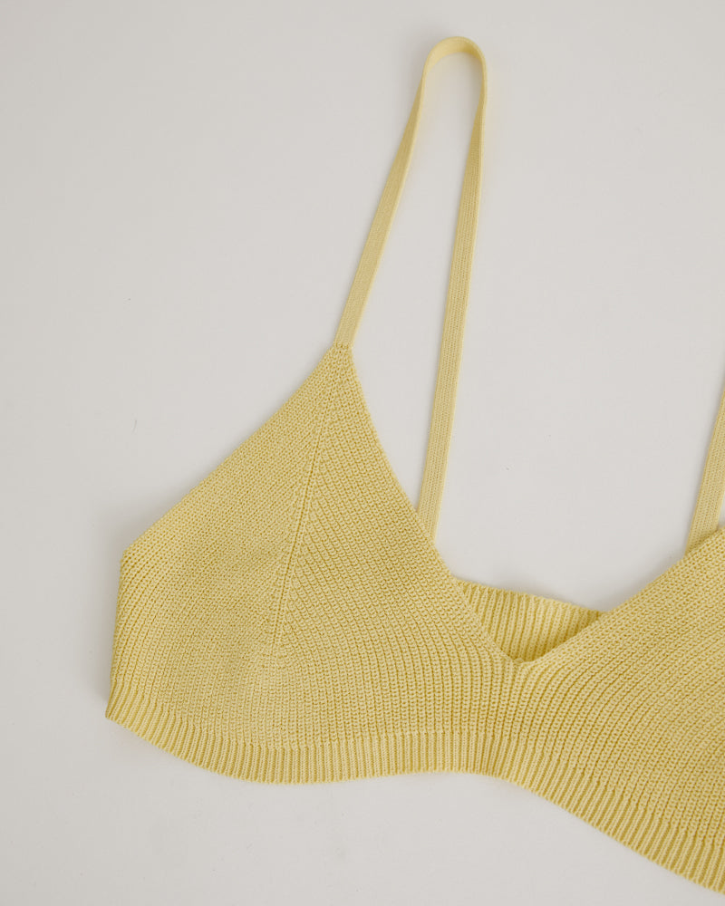 Le Bandeau Valensole in Light Yellow