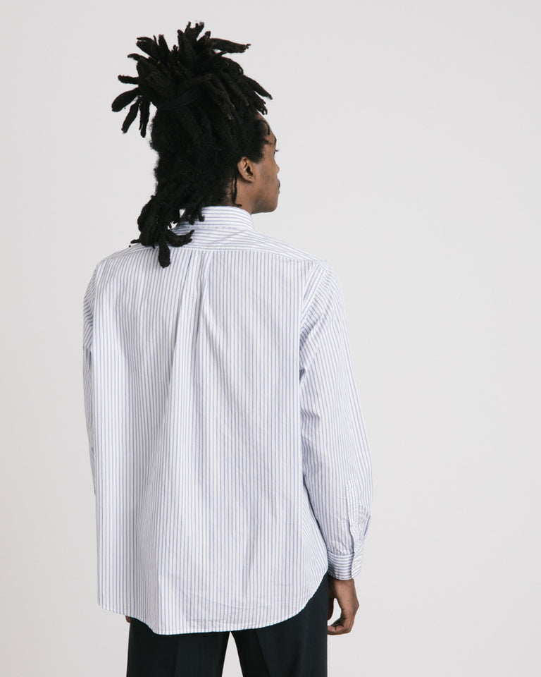 BD Shirt in Business Stripe