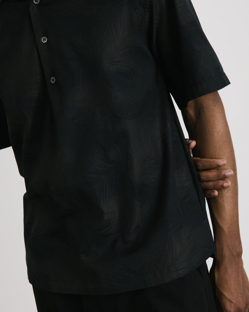 Shirt Mola in Nero