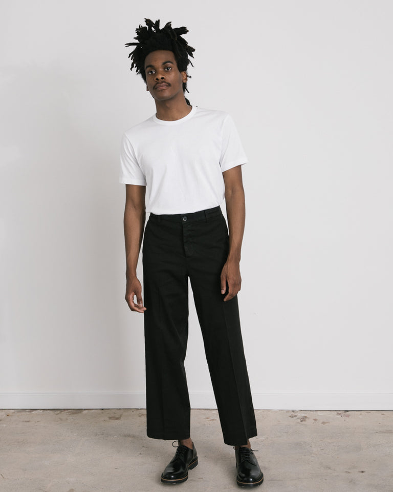 Trousers Velier in Nero
