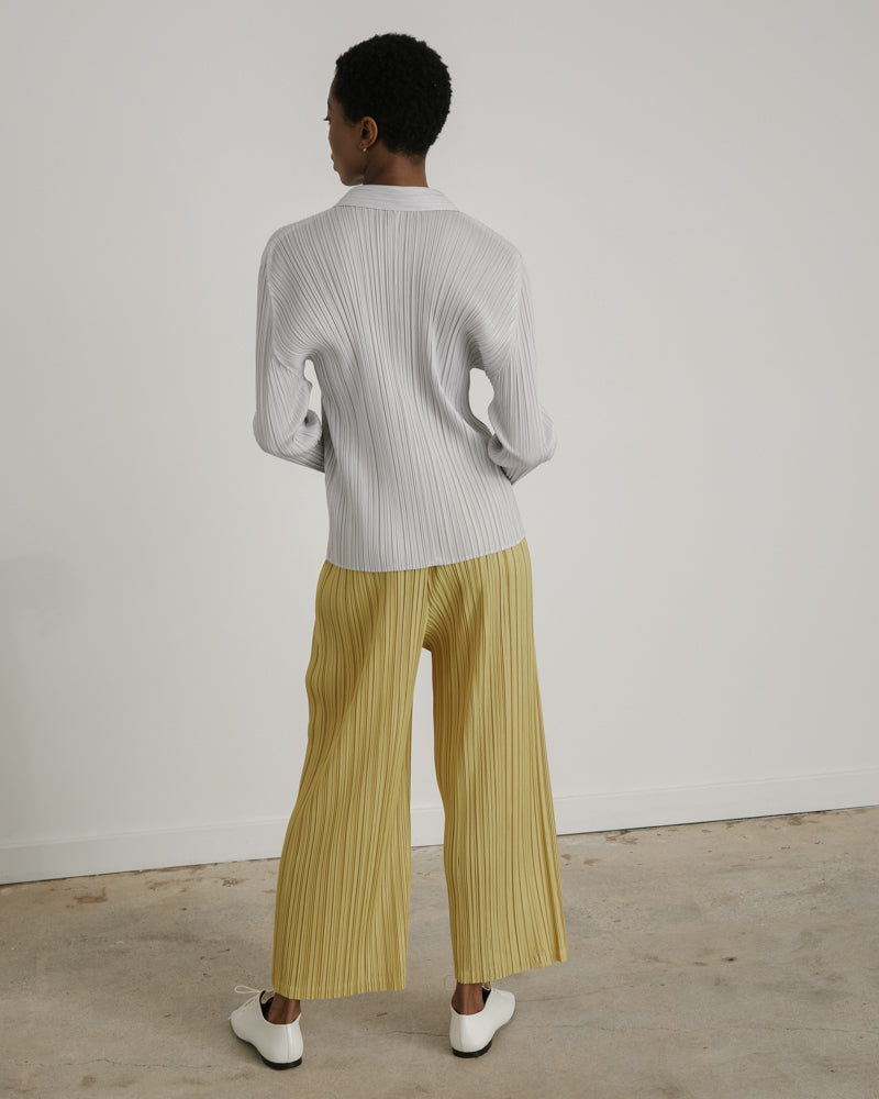 Pants in Yellow