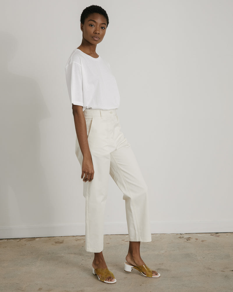 Vista Pants in Off White