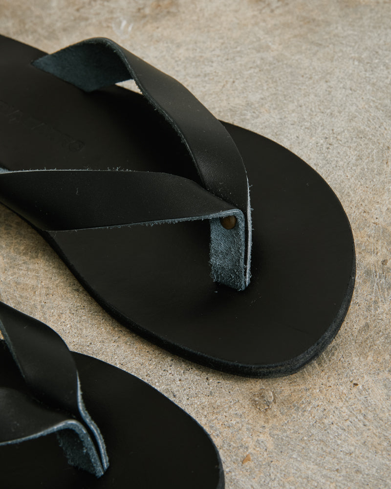 Liz Flip Flops in Black