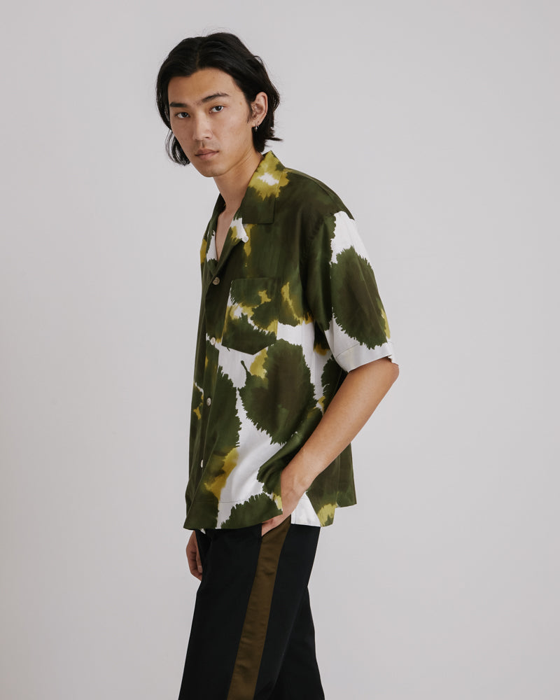 Biotope Shirt in Green