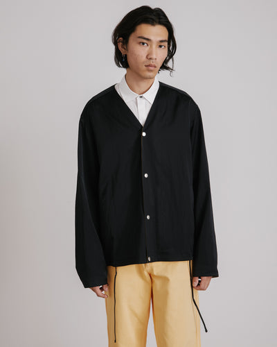 Andrew MC Jacket in Black