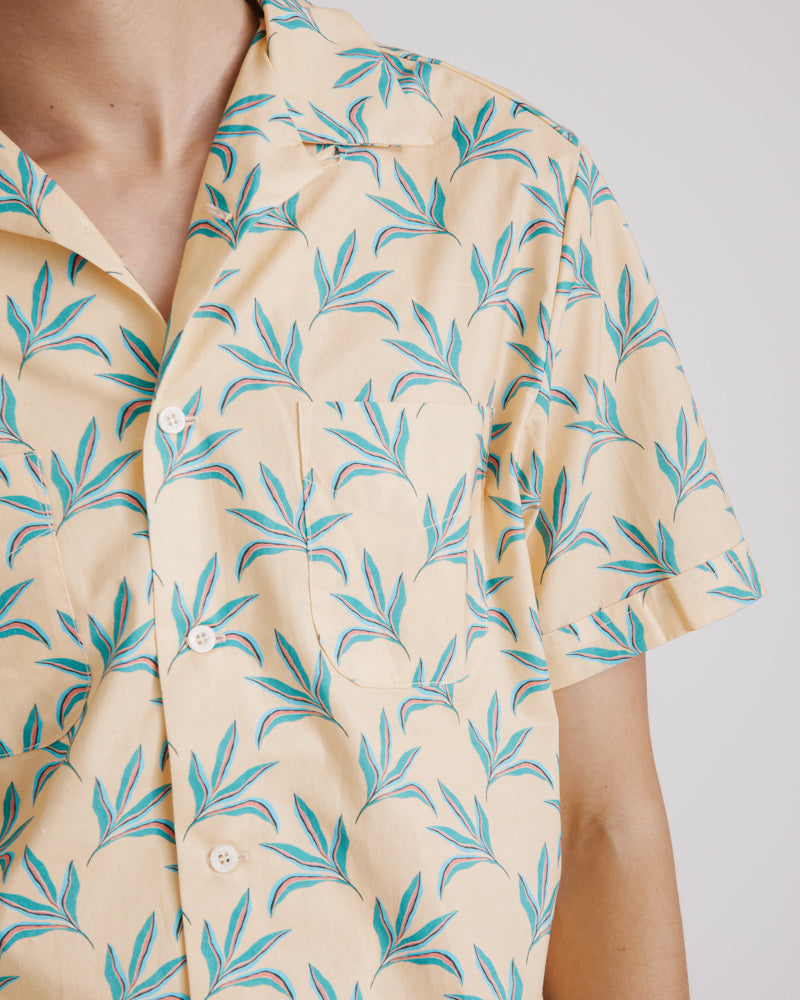 Vacation Shirt in Leaf