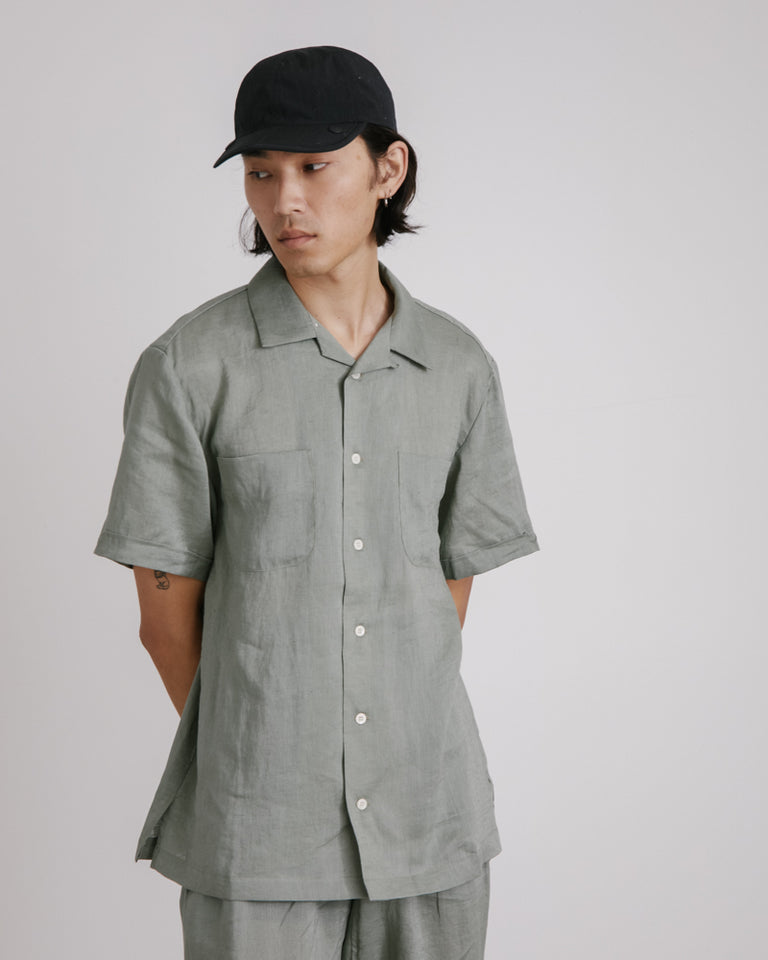 Vacation Shirt in Sage