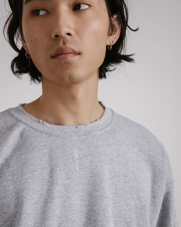 Herahera Sweatshirt in Gray