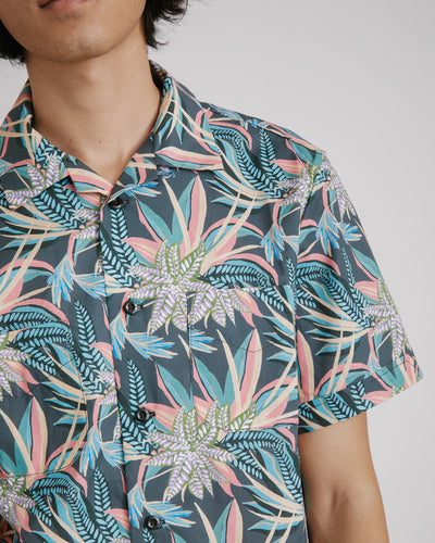 Vacation Shirt in Night Jungle