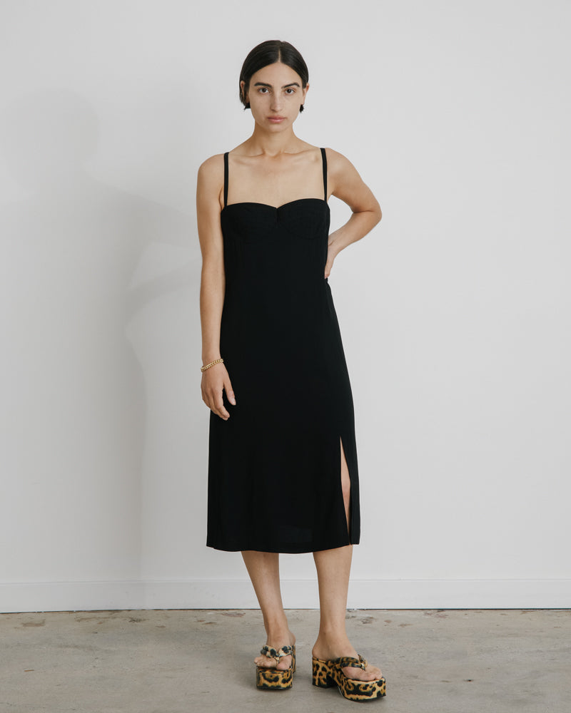 Dipsi 9179 Dress in Black